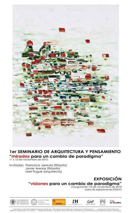 Architecture Conference Valencia, Spain