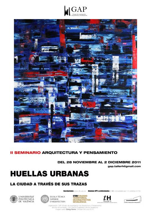 Architecture Conference Valencia. Spain