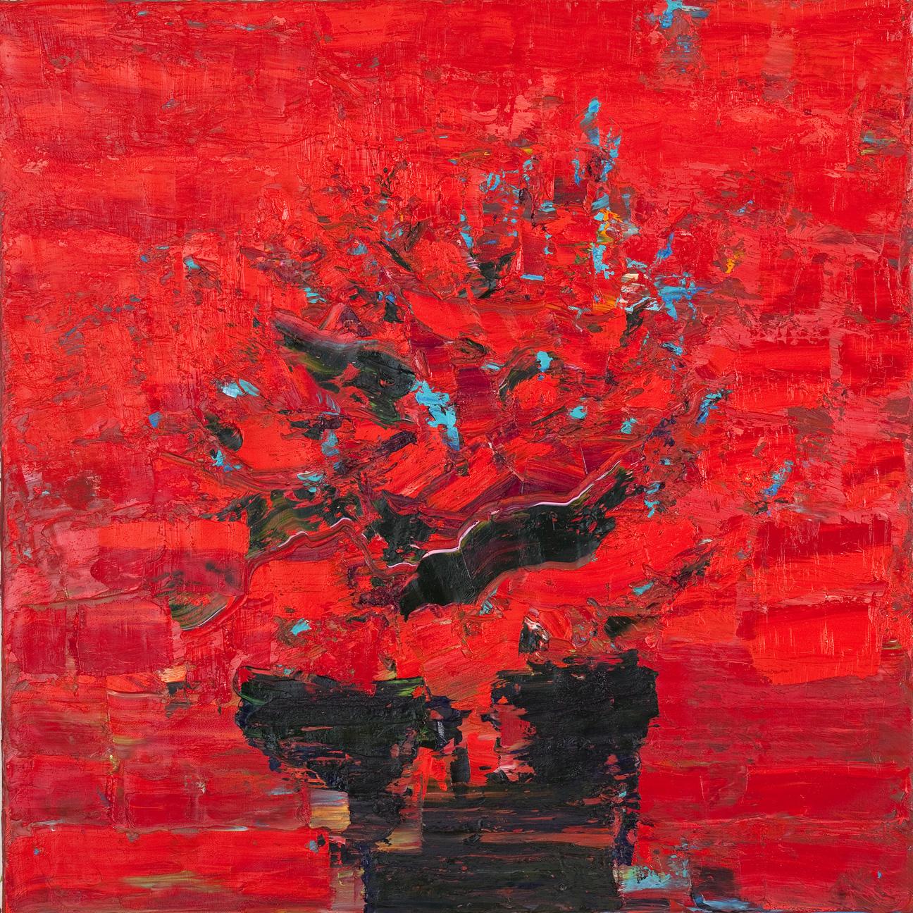 Red Geranium Palace